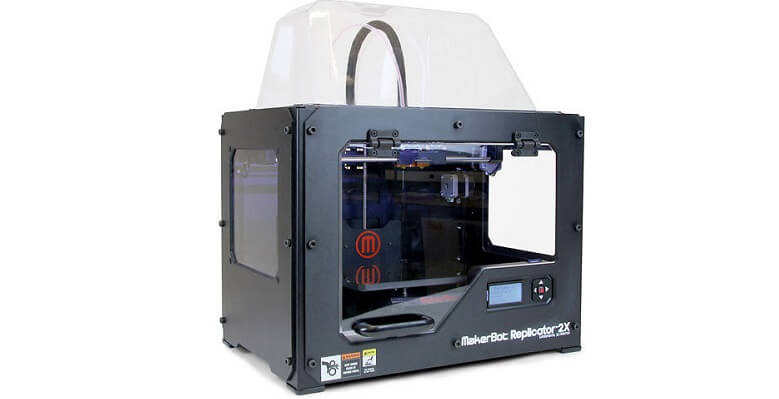 MakerBot Replicator 2X 3d skrivare