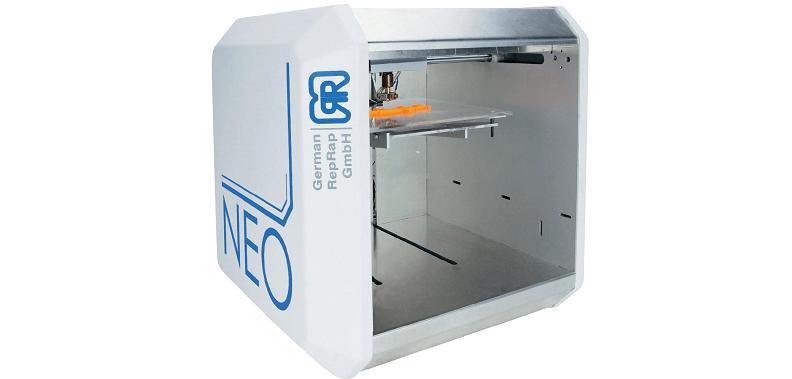 German RepRap Neo 3d-skrivare